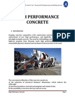 High Performance Concrete MPPC