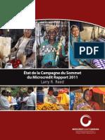 État de la Campagne du Sommet du Microcrédit Rapport 2011
