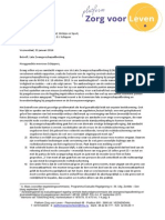 2014 01 21 Brief LZA Ministerie VWS (2)