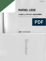 Rafael Leoz - Redes y Ritmos Espaciales