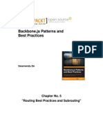 9781783283576_Backbone.js_Patterns_and_Best_Practices_Sample_Chapter