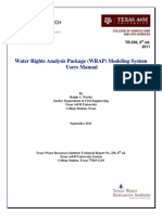 Water Rights Analysis Package (WRAP) Modeling System.pdf