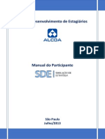 SDE2 - Manual Do Participante ALCOA