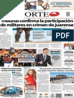 Periódico Norte edición impresa día 21 de enero 2014