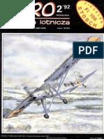 Aero Technika Lotnicza 1992-02 - Fieseler Fi156