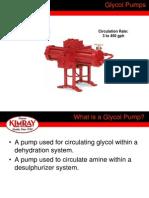Glycol Pumps