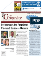 The Grapevine, January 22, 2014