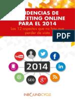 INBOUNDCYCLE TOFU Tendencias en Marketing 2014