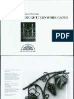 Catalogue of Drawings Wrought Ironwork Gates