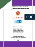 Makalah SPM Reward and Compensation Control Minggu 5 KP A