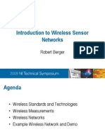 Ieee Introduction Wireless Sensor Networks