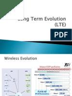 Long Term Evolution (LTE) an Overview - Hemanth