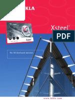 Xsteel 3D Brochure