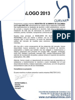 Catalogo_productos - Sillas Curvar