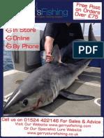 Gerrys Fishing Sea Tackle Catalogue 2014
