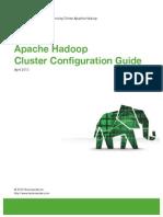 Hortonworks Cluster Config Guide.1.0