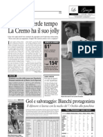 La Cronaca 23.09.2009