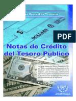 Notas de Credito de Tesoro Publico
