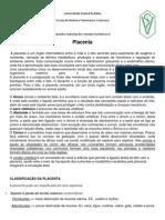 Apostila Placenta 2013