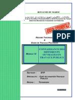 Module 12  Connaissance Différ Ouvra En Travaux-BTP-TCCTP