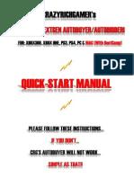 CRG's Autobuyer - QuickStart Manual V2