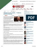 "17-03-13 ""Pemex no se vende…"""