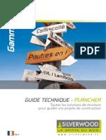 Guide Technique Plancher Mars 2010