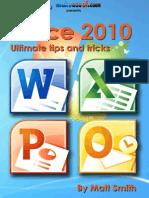 MakeUseOf.com - Office 2010 Tips & Tricks
