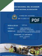 Modulo No. 3 Delincuencia y Violencia Causa Efecto y Tacticas -01!09!2012(1)