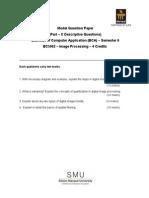 BC5902 - Image Processing