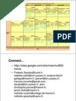 M2 P7- Cellular Neurobiology and Development - 2009