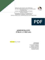 Administración Pública y Privada-ORLEDI