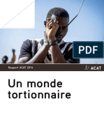 Rapport Torture 2014