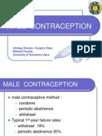 k.53 Male Contraception