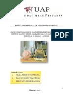 Reactor Biodiesel