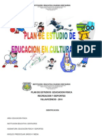 Plan e Estudio Colegio Centauros