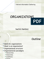 Cisc887.Organization
