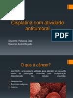 Cisplatina Com Atividade Antitumoral
