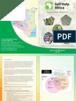 Self Help Africa - Kenya Annual Report 2008