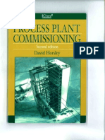 Process Plant Commissioning - Second Edition- David Horsley