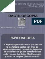 Dactiloscopia-la Paz Presentacion