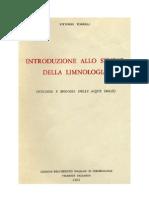 Introduzione Allo Studio Della Limnologia - Ecologia e Biologia Delle Acque Dolci - Tonolli