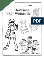 Katakana Work Book