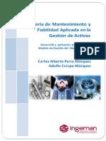 Ingeniería de Mantenimiento y Fiabilidad aplicada en Gestión de Activos (Cap. 1 y 2 ) (Parra & Crespo)