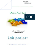 Lab Project  from A-powergroup