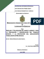 Trabajo+Infantil+Nicaragua