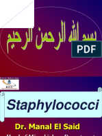 1 Staphylococci