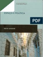 Espaço e Politica -Lefebvre - Parte1