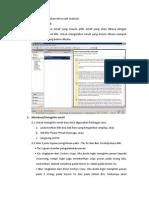 Panduan Menggunakan Microsoft Outlook