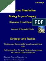 2. Capstone Strategy